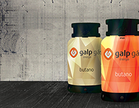Galp Energia. Nova Imagem para as Garrafas de Gás