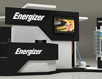 Energizer Booth