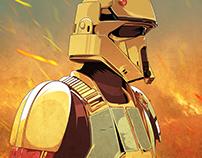 Rogue One: Shore Trooper