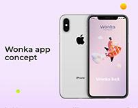 Wonka Ball app