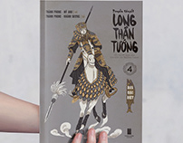 Long Thần Tướng | Holy Dragon Imperator Vol.4