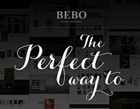BEBO - Book Issue CD/DVD Store Publish Library WP