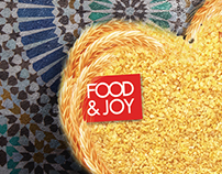 Food&Joy Bulgur groats