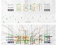 臺中市申辦2022世界設計之都-形象短片( AE view 對照版 )