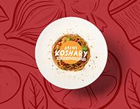 Mini Koshary Branding