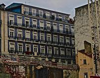 Ruínas & Fachadas (Lisboa II)