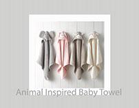 Baby towel design