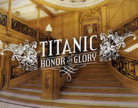 Titanic Honor & Glory Branding