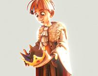 Robin Hood - King