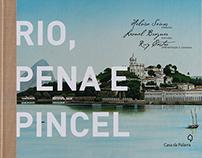 Rio, pena e pincel