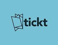 tickt Logo
