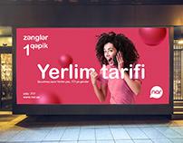 "NAR Mobile -""Yerlim tarifi"" Content & Design"