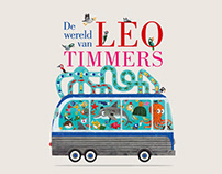 The World of Leo Timmers exhibition