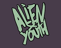 Alien Youth Comic