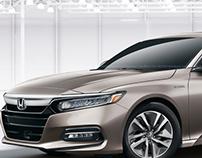 2018 Honda Accord Wagon & Coupe