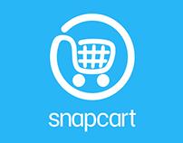 Snapcart Landing Page