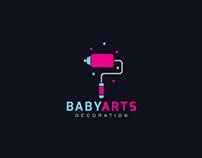 Baby Arts Logo