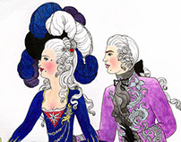 Ah, Vous êtes très belle, ma comtesse