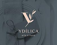 Ydílica   Arte à Mesa   Art at the table  Setting table