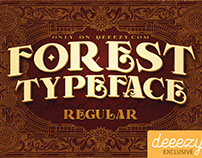 Forest Regular FREE Font