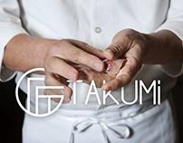 Takumi   Sushi Photography & Branding Design