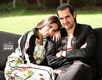 Maheen & Shahbaz Taseer for Hello! Pakistan