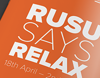 RUSU Says Relax