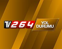TV264 - Road Condition News Opener