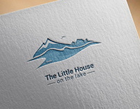The Little House - on the lake - LOGO IDEAS & Concept