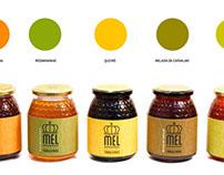 Honey/ Mel Flores dos Tabuleiros