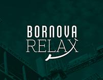"""Bornova Relax"" Logo Design"