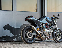 Motorcycle | Café racer project