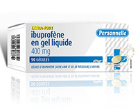 Ibuprofen pain, cold and flu relief