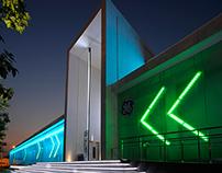 General Electric (GE) - Pavillon JO 2008