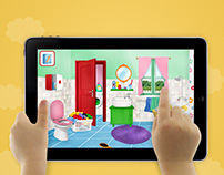 Concept app for toddlers