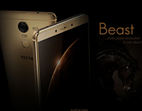 Phantom 6 Plus device website UI