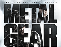 METAL GEAR SOLID POSTERS