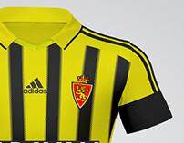 Real Zaragoza 16/17 Jerseys