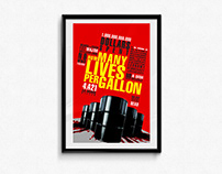 How Many Lives Per Gallon