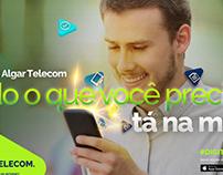 Lançamento Novo App Algar Telecom