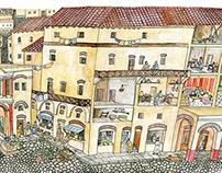 книжка-искалка «Рим» / activity book about Ancient Rome