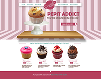 // Website Pepit Addict
