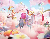 "OPPO Reno4 Pro ""Summer Adventures"" theme video"