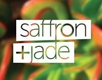 Saffron & Jade Salon logo