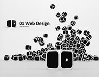 01.rs Branding - 3d Wall Paper