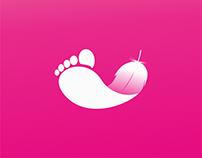 Pink foot