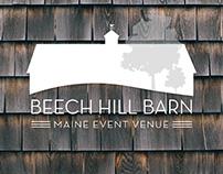 Beech Hill Barn : Branding