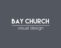 Bay Church Visual Identity and Branding System