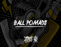 ball pomade project
