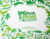 Educational Book Bicharada & Ervas das 4 Cidades